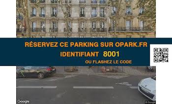parking à Paris 17ème (75)