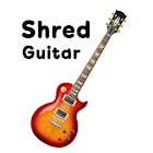 Learn Shred Guitar - Various play techniques game. icon