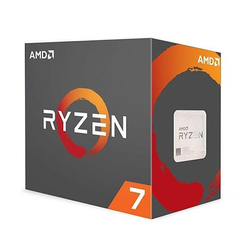 Bộ vi xử lý/ CPU AMD Ryzen 7 2700 (3.2/4.1 GHz)