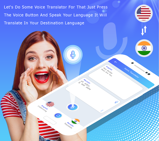 English to Marathi Translate - Voice Translator screenshot 5