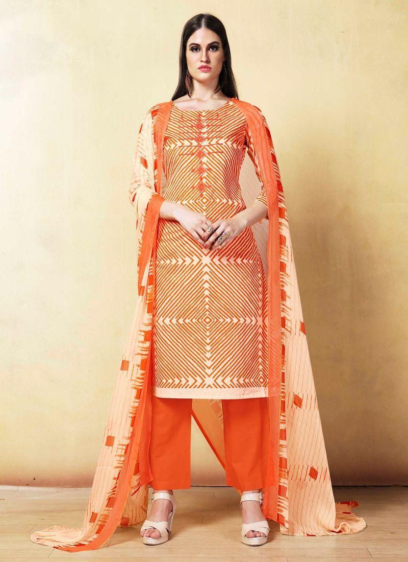 How to wear salwar kameez to work 2