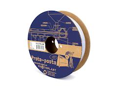 Proto-Pasta White Marble HTPLA - 1.75mm (0.5kg)