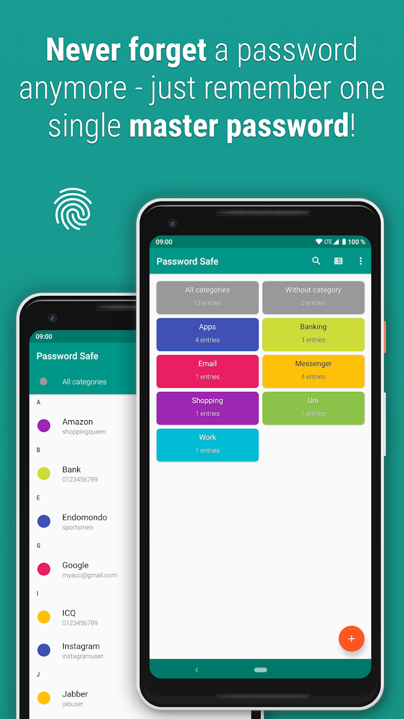 Password Safe - Secure Password Manager APK Cracked Free