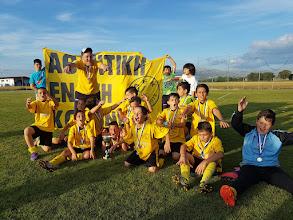 Photo: 2015-16 ΑΕΚ Τζούνιορ Πρωταθλητές ΕΠΣ Κοζάνης