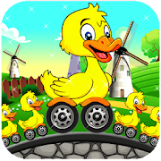 Game Kids Animal Cars Racing Game - Animal Beepzz apk for kindle fire
