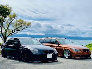5シリーズ セダン  BMW E60 M sports 2009年式(後期)のカスタム事例画像 FREEDOM 10さんの2019年10月23日01:34の投稿