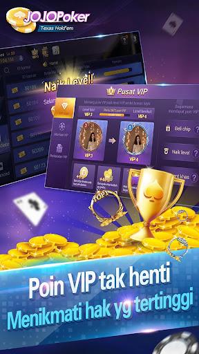 JOJO Texas Poker apktram screenshots 7