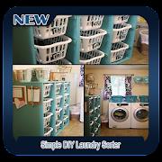 Simple DIY Laundry Sorter icon