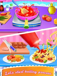 Pasta Cooking Mania: Kitchen Game 4