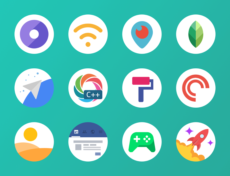 Potem - Icon Pack Screenshot 3