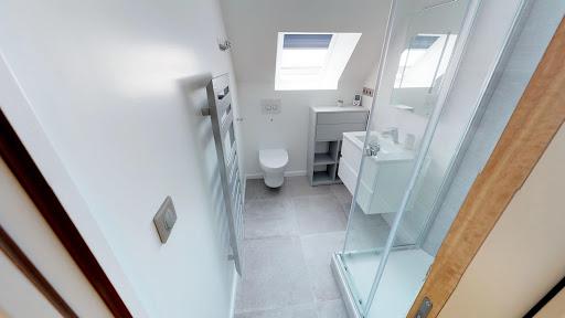 Propriété du Verdon, La salle de bain n°2