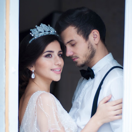 Wedding photographer Lena Ryazanova (fotkileny). Photo of 23.01.2017