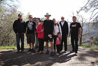 Photo: The whole family (minus me and E)