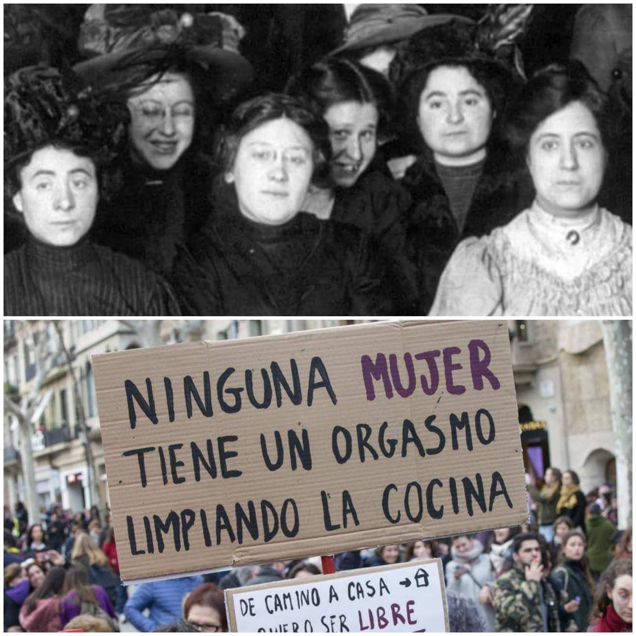 Hoy 8 de Marzo ...Día Internacional de la Mujer