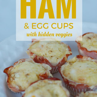 Ham And Egg Cups.