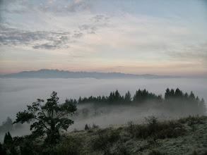 Photo: Wdżar, Gorce - w tle Tatry