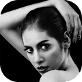 black and white photography APK
