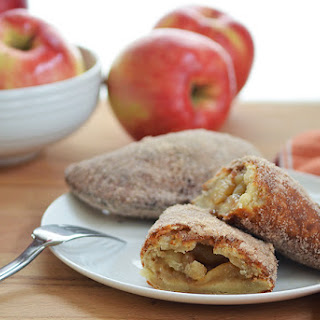 Fried SweeTango Apple Hand Pie