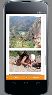 Via Ferrata- screenshot thumbnail