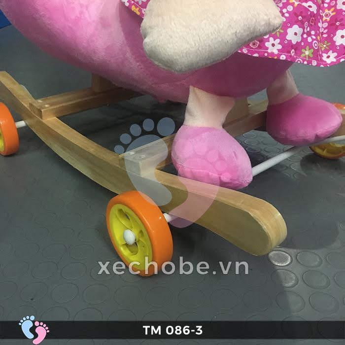 Bập bênh trẻ em Broller TM086-3
