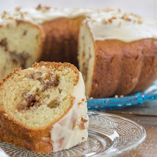 Pecan Maple Coffeecake