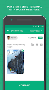 Circle Pay Screenshot 2