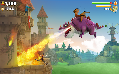 Hungry Dragon™ APK screenshot thumbnail 9