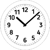 uClock - Analog clock widget