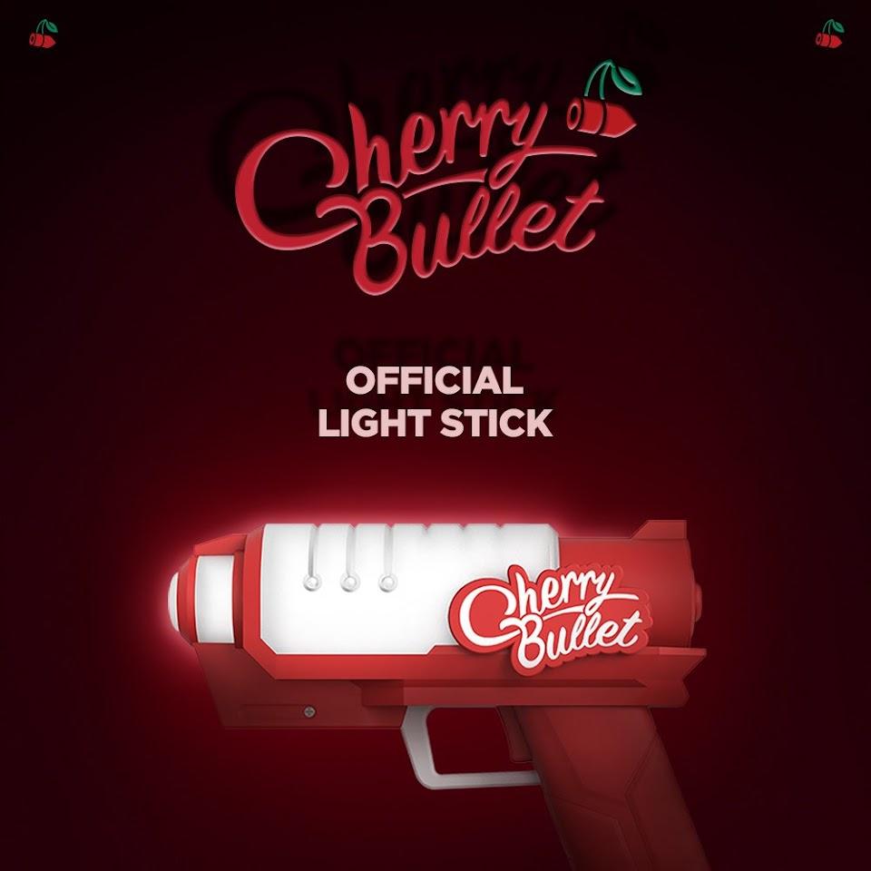 cherry bullet lightstick
