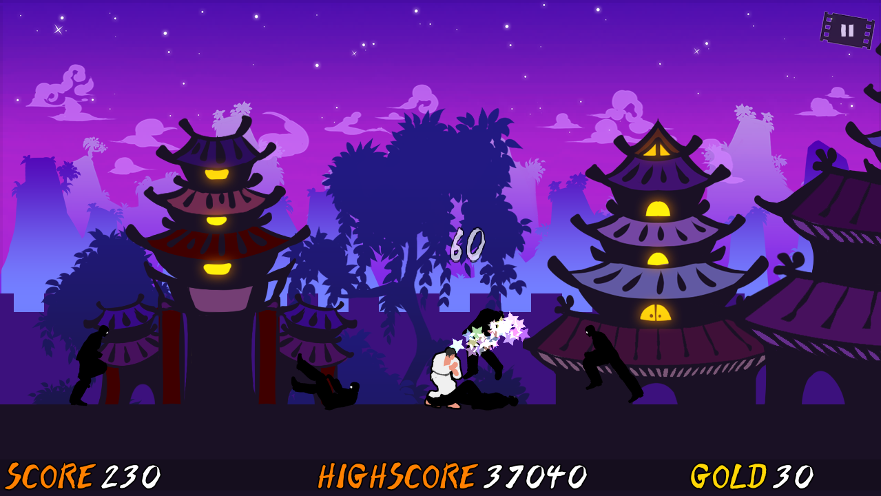 KungFu Hero- screenshot