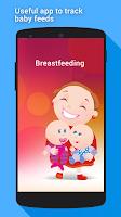 Screenshot of Breastfeeding Feeding Pump Log