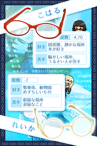 奇跡のメガネ