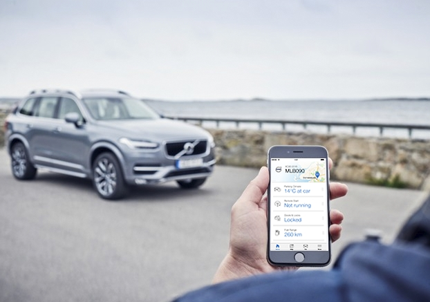 Volvo uses in-car wi-fi in fight against coronavirus