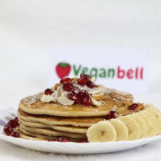 Banana Oat Pancake.