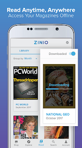 ZINIO – Magazine Newsstand 4
