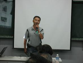 Photo: 20110915 100秋口才主持實務003