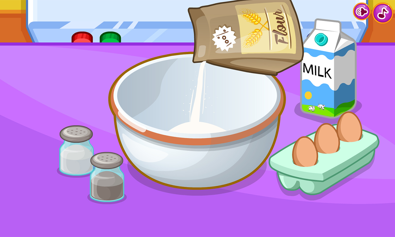 Pizza shop - cooking games- screenshot