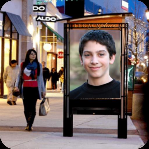 Billboard Photo Frame