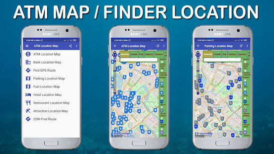 Download Crato Juazeiro ATM Finder For PC Windows and Mac apk screenshot 2
