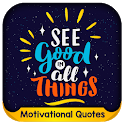 Positive Vibes Motivational Quotes 2019 icon