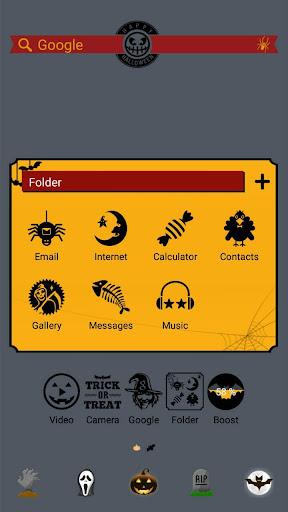 ゾンビを覚ましますLINEランチャーテーマ|玩個人化App免費|玩APPs