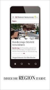 BZ Berner Oberländer - náhled