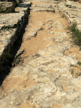 Photo: Ancient road in Agrigento