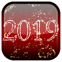 New Year Fireworks Live Wallpaper 2020 icon