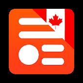 Canada News. Newsstand Canada