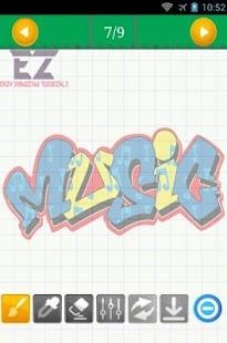 Tải Game How To Draw Graffiti