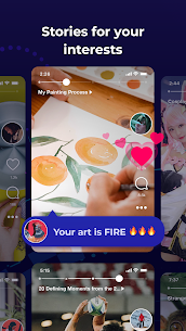 Amino: Communities and Chats Mod 3.4.33567 Apk [Unlocked] 2
