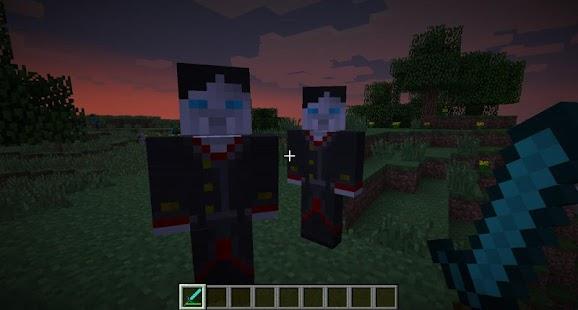 Vampires Night MOD for MCPE - náhled