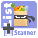 Grocery and Shopping List icon