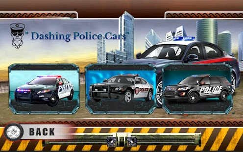 Highway Police Chase Simulator - náhled
